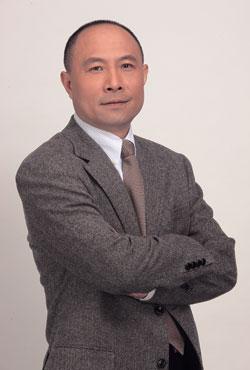 美标中国区董事总经理 陈平