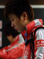 木子,2011世乒赛