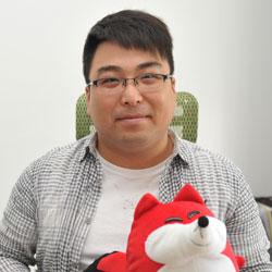 浙江海明实业有限公司古木夕羊总经理 戴东君