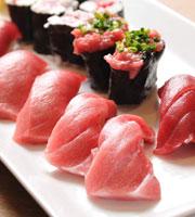 TIPS 3:循序渐进品尝寿司