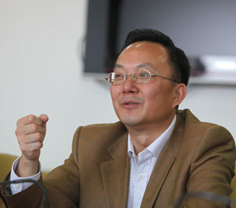 人保健康总裁李玉泉专访