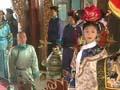 追忆还珠格格之紫薇身世之谜揭开,皇上亲自指婚