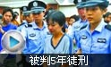 溺死双胞胎脑瘫儿母亲被判5年徒刑
