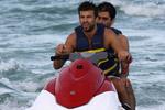 皮克海上飙摩托艇