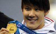 朴泰桓,上海游泳世锦赛