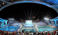 闭幕式,上海游泳世锦赛