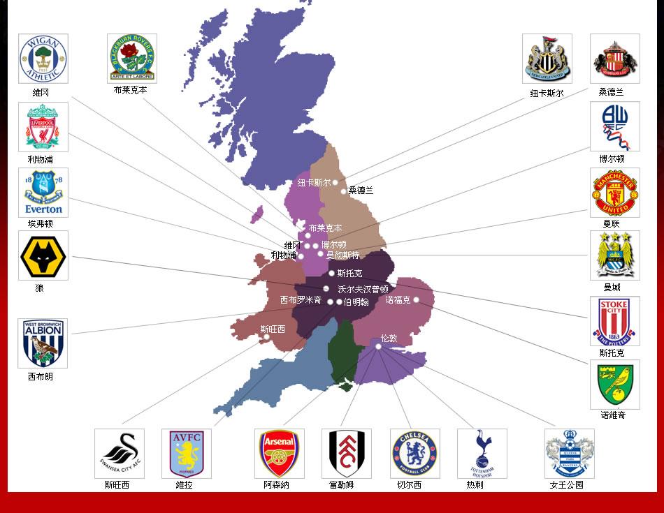 2011-12赛季英超观战指南