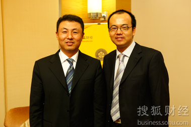 金蝶集团总裁兼金蝶中国CEO冯国华