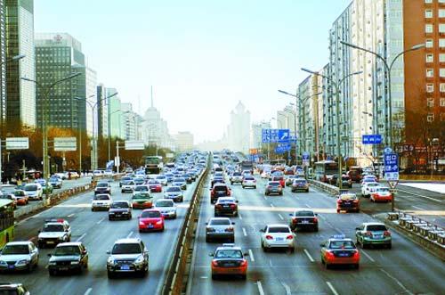 全球汽车总保有量突破10亿 中国7800万辆