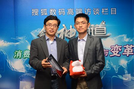 英伟达公司副总裁、中国区总经理 张建中