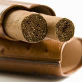 上等雪茄烟芯