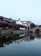 上海:坐高铁游古镇