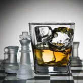 品尝威士忌的节奏
