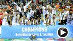 西班牙98-85法国夺冠