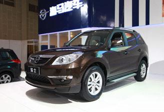 2011成都车展,最新热车