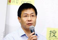 架势无线CEO叶忻