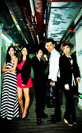 2011广东时装周