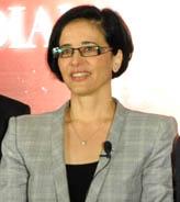 DTC行政总裁VARDA SHINE
