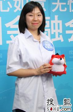 搜狐出国 中国光大银行 廖莹