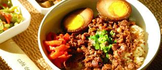 帝都里的台湾特色小餐厅