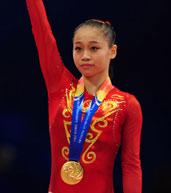 眭禄,体操世锦赛