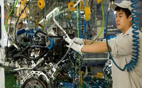 发动机工厂