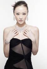 2010年度香港珠宝小姐冠军 程梁