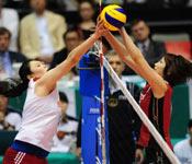 世界杯-女排上演惊天逆转 3-2日本