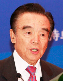 资本市场研究会主席中国证监会首任主席,刘鸿儒,第十届中国证券投资基金国际论坛