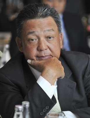 利星行汽车CEO庄国邦