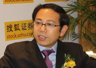 中信零售银行部电子银行部总经理 陈树军