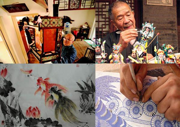 广东传统手工艺