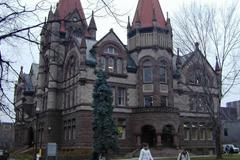 明星中意的高校,留学,明星留学,加拿大多伦多大学,加拿大,留学加拿大