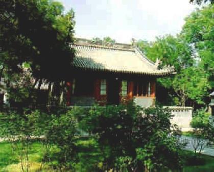 佛学研究者的摇篮 法源寺中国佛学院
