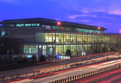 北京京宝行宝马4S店