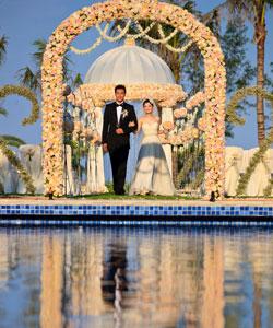 热带风情婚礼