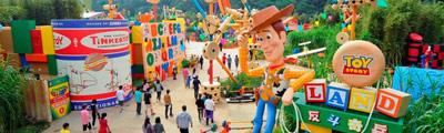 香港迪士尼反斗奇兵大本营