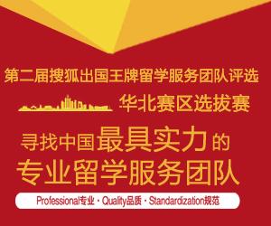 第二届搜狐出国王牌留学服务团队评选