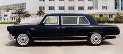 1999年阅兵车