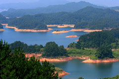 """千岛湖旅游攻略 在""""农夫山泉""""里嬉水"""