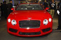 宾利欧陆GT V8