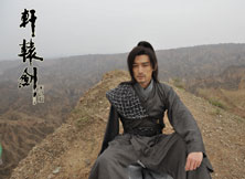胡歌饰宇文拓-身负国耻家
