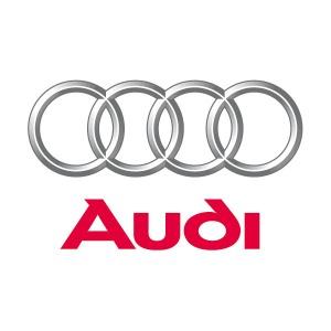 奥迪logo 透明背景