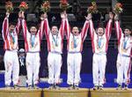 中国体操男团