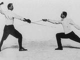 1900年巴黎奥运会 击剑
