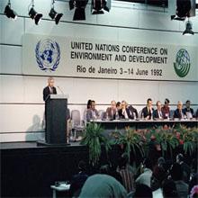 1992年联合国环发大会