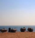 翡翠岛:海边露营