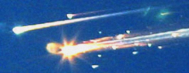 编者按 2003年,在哥伦比亚号航天飞机坠毁事故后,美国曾做出了一项