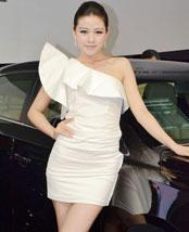 2012昆明泛亚车展车模