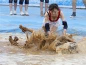 泥浆橄榄球